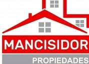 Mancisidor prop administracion de propiedades 2 dormitorios