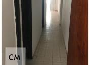 Se alquila departamento amplio centro 1 dormitorios