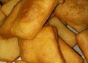Hacemos pan casero y tortas fritas en bahía blanca