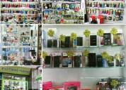 Vendedor c experiencia comprobable rubro telefonia celular smartphone