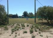 Venta dos terrenos zona parque norte en bahía blanca