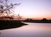 Lote financiado al lago en la providencia en esteban echeverría