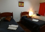 Alquiler temporario 2 dormitorios
