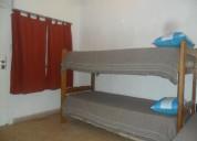 Departamento tipo casa en pleno centro para 8 jovenes 2 dormitorios