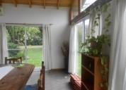 alquiler temporario chalet en mapuche country club 2 dormitorios