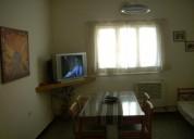 Departamento amoblado c cochera incluida 1 dormitorios