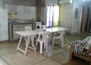 Alquilo casa por dia en bahia blanca capacidad 7 plazas 1 dormitorios