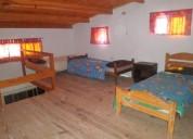 Alquiler de casas en pehuenco para 5 y 6 personas a ar 1100 y 1300 por dia 2 dormitorios