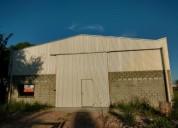 Alquiler galpon deposito 450 metros cuadrados en gualeguaychú