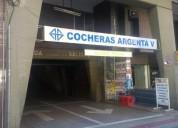 Vendo cochera en 6to piso centro calle chacabuco 152 en córdoba
