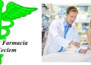 curso auxiliar de farmacia informatizado becado