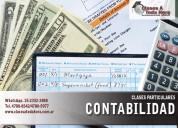 Clases particulares de teoría contable o contabilidad i