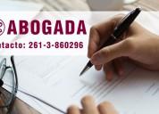 Abogado - estudio jurídico - mendoza
