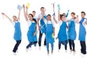 Personal de limpieza 24hs. en capital federal