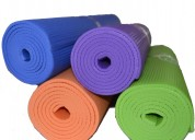 Sticky mat de 3 - 4 y 6 mm, bloque de yoga