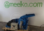 Meelko molino triturador de biomasa mkh500c