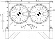 Briqueteadora. planos completos para fabricar la p