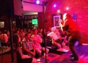 Monologuistas comediantes standaperos para fiestas