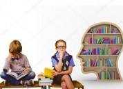 Psicopedagoga y profesora particular