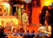 Shows payasos magos circo   en vivo a dom- bs as