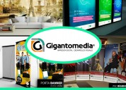 Gigantomedia | imprenta digital y offset