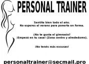 Personal trainer en cordoba