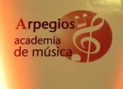 Conservatorio musical clara schumann y arpegios