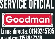 Service goodman benavidez nordelta zona norte