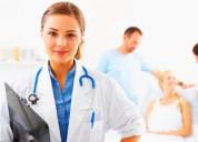 Enfermeras a domicilios 24hs empresas-particulares