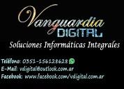 servicio técnico reparación pc y notebook vdigital