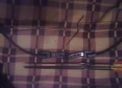 Vendo arco mankung mas 3 flechas a 5 mil pesos