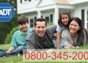 Seguridad para tu casa 0800-345-2004 | adt alarmas