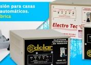 Elevadores de tensión en merlo - san antonino de padua 46941898