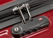 Cambio de deslizadores en valijas