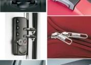 Cambio de elásticos internos  para valijas