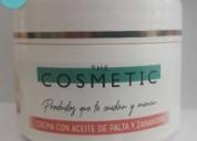Laboratorio distribuidor de cosmetica cremas y gel