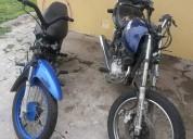 Ezeiza vendo combo de 2 motos