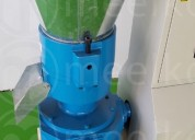 Maquina meelko para pellets con madera 260 mm eléc