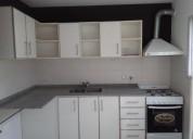 Impecable depto tipo casa de 2 ambientes a 5 cuadras de la estacion 1 dormitorios
