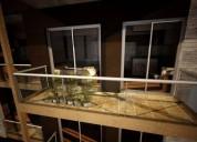 Ph de 1 ambiente con balcon en pozo 1 dormitorios
