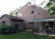 Venta de casa en barrio cerrado campo chico pilar provincia de buenos aires argentina 2 dormitorios