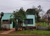 Casa en barrio don santiago garupa en terreno amplio 2 dormitorios