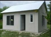 Casas prefabricadas 1 dormitorios