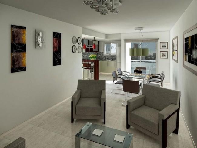 Vendo 2 y 3 Ambientes a Estrenar Torre Libertador 1 dormitorios