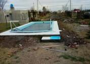 Contruimos piscinas oficial albanil en rosario