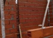Oficial albañil refacciones techos en pilar