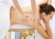 Ofrezco masajes a domicilio