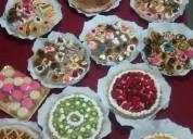 Realizo mesas dulces