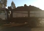 Vendo tierra tosca x camionadas