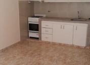 Departamento tipo casa en alquiler en villa dominico 1 dormitorios